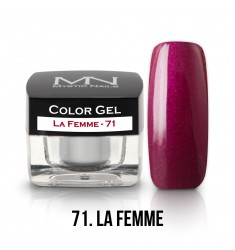 Color Gel -71 La Femme