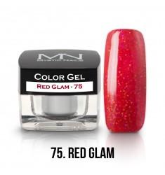 Color Gel -75 Red Glam