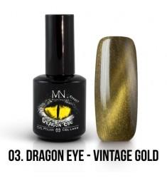Dragon Eye 03- Vintage Gold