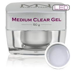 Medium Clear Gel 50g