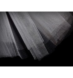 Tulle 8 - Bianco