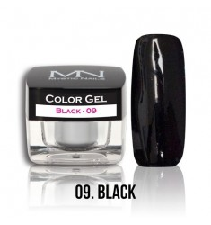 Color Gel - 09 Black