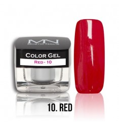 Color Gel - 10 Red