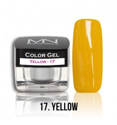 Color Gel - 17 Yellow
