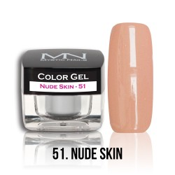 Color Gel - 51 Nude Skin