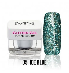 Glitter Gel - 05 Ice Blue