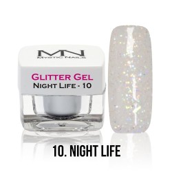 Glitter Gel - 10 Night Life