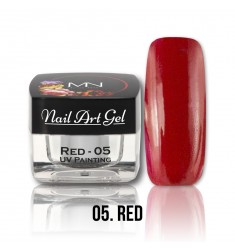 Nail Art Gel - 05 Red