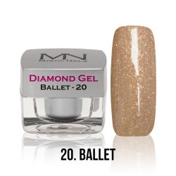 Diamond Gel - 20 Ballet