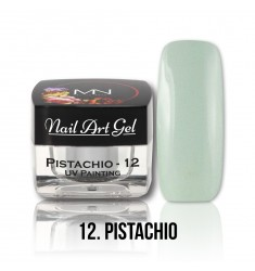 Nail Art Gel - 12 Pistachio