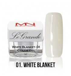 LeGrande Color Gel - 01 White Blanket
