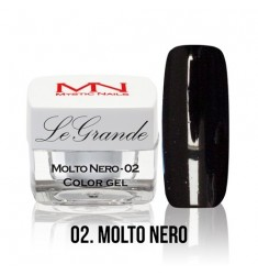 LeGrande Color Gel - 02 Molto Nero