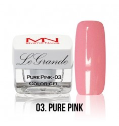 LeGrande Color Gel - 03 Pure Pink