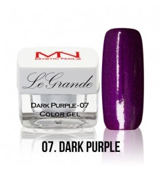 LeGrande Color Gel - 07 Dark Purple