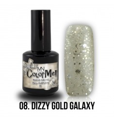 ColorMe! 08 Dizzy Gold Galaxy 12ml