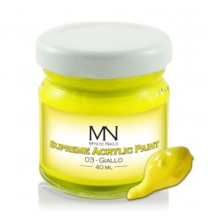 Supreme Acrylic Paint - 03 - Giallo