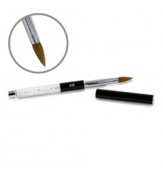 Glamour Brush Kolinsky - Nero - 10