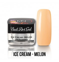 Nail Art Gel - Ice Cream Melon