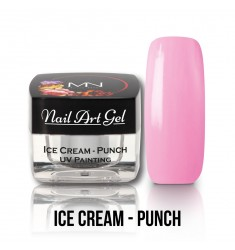 Nail Art Gel - Ice Cream Punch