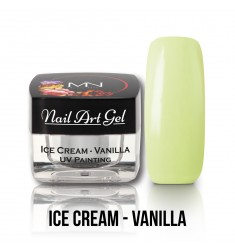 Nail Art Gel - Ice Cream Vanilla