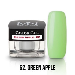 Color Gel - 62 Green Apple
