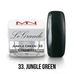 LeGrande Color Gel - 33 Jungle Green