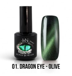 Dragon Eye 01- Olive