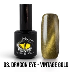 Dragon Eye 03- Vintage Gold