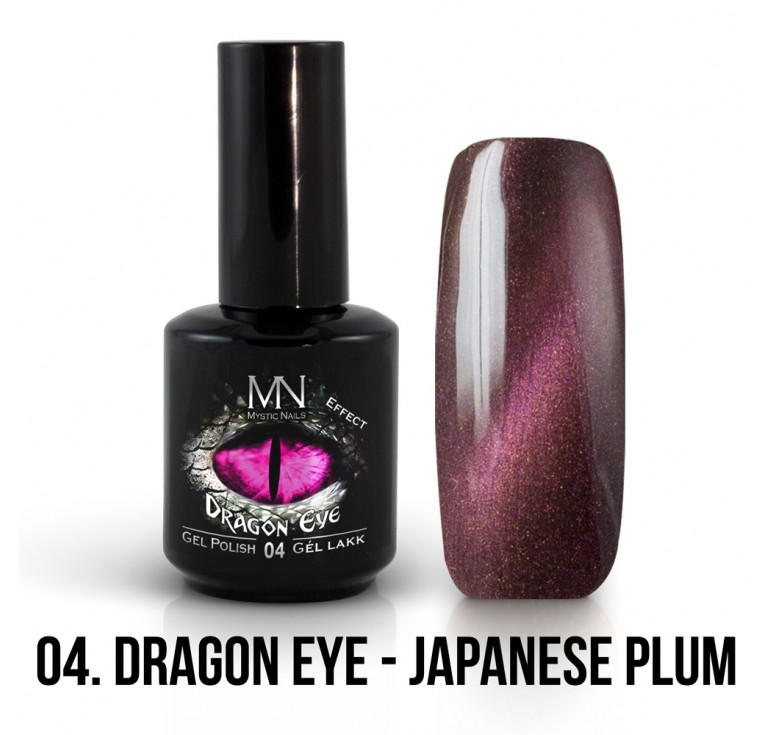 Dragon Eye 04- Japanese Plum
