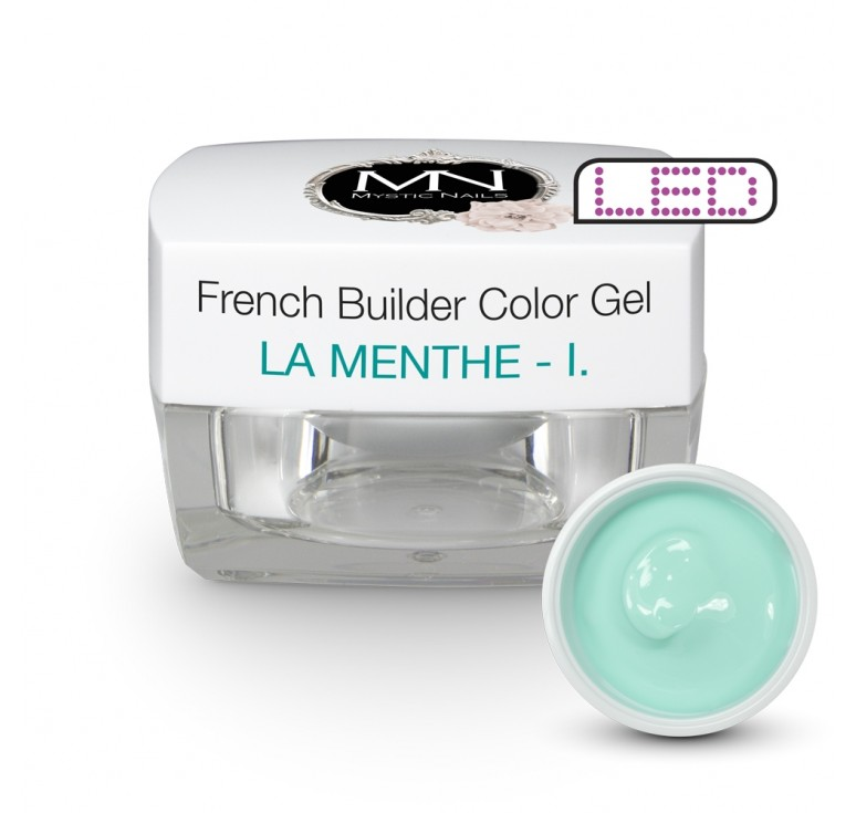 Builder Color Gel 1- Menthe