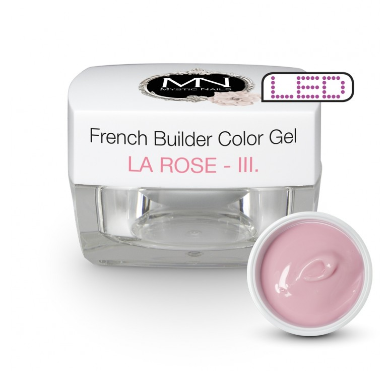 Builder Color Gel 3-La Rose