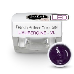 Builder Color Gel 6-L'Aubergine
