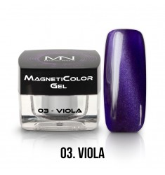 Magnetic Color Gel - Viola-03