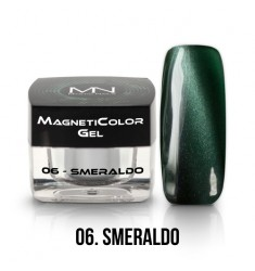 Magnetic Color Gel - Smeraldo-06