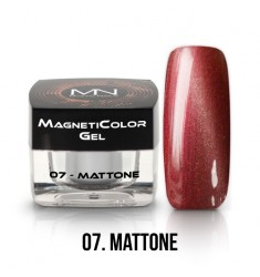 Magnetic Color Gel - Mattone-07