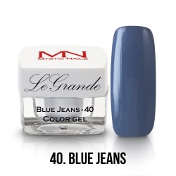 LeGrande Color Gel - 40 Blue Jeans